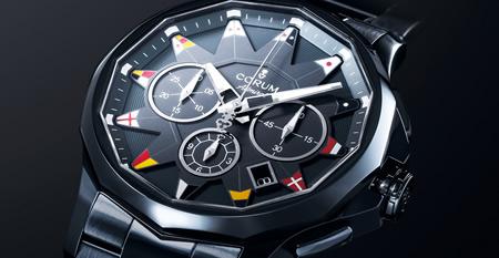 1fe006b046 ... 時計メーカーが立ち並ぶスイス・ラ・ショー=ド=フォンを拠点とするデザインから組立てまで自社一貫生産技術を持つスイスのマニュファクチュール ブランドです。